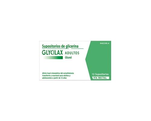 SUPOSITORIOS GLICERINA...